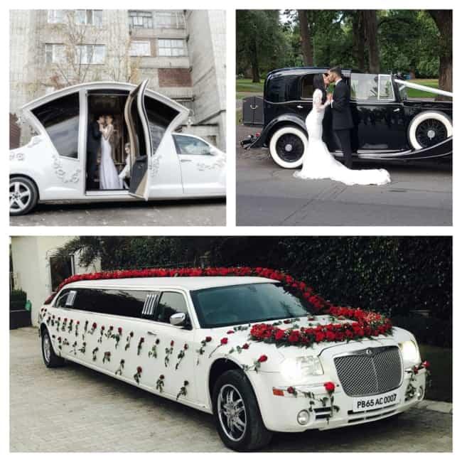 como escolher carros para casamento
