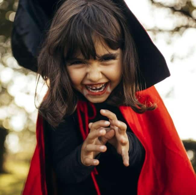dicas de Fantasia de Drácula infantil