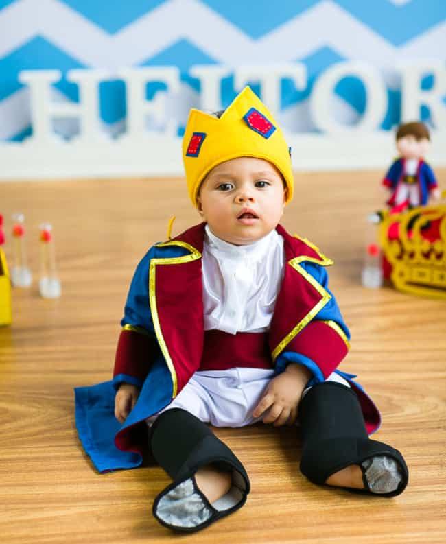 dicas de Fantasia de pequeno príncipe