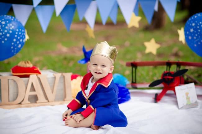 fantasia para bebê de príncipe