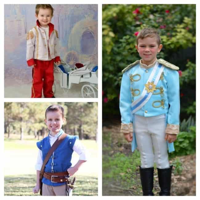 fantasias de príncipe infantil