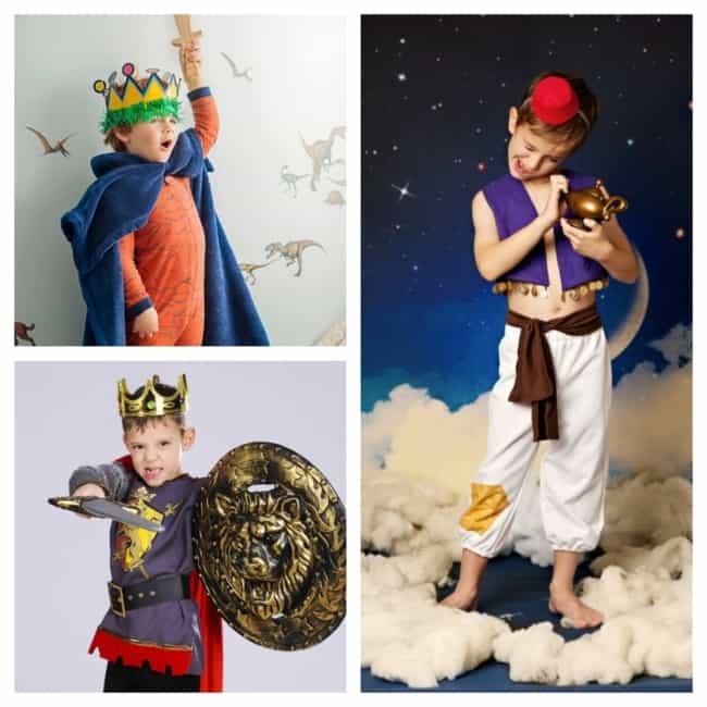 fantasias de príncipe para crianças