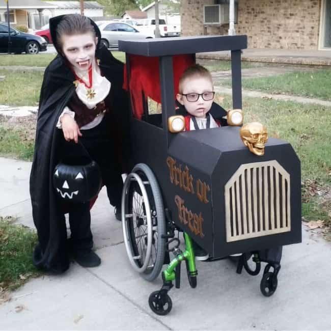 fantasias de vampiros