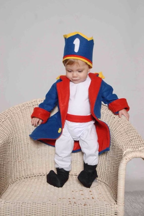 ideia de Fantasia de pequeno príncipe
