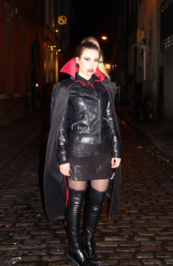 ideias de Fantasia de Drácula feminina