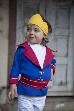 ideias de Fantasia de pequeno príncipe