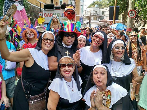 ideias de fantasias para bloquinho de carnaval