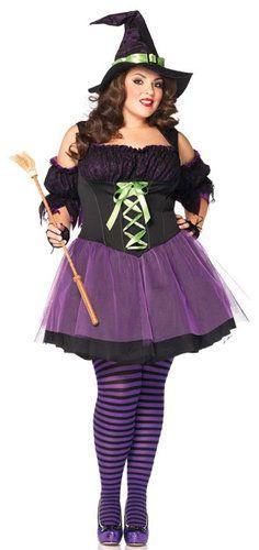 fantasia de bruxa para halloween