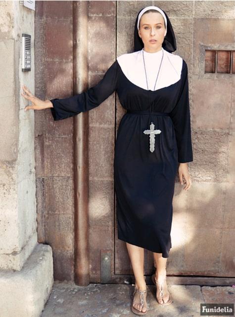 fantasia completa de freira