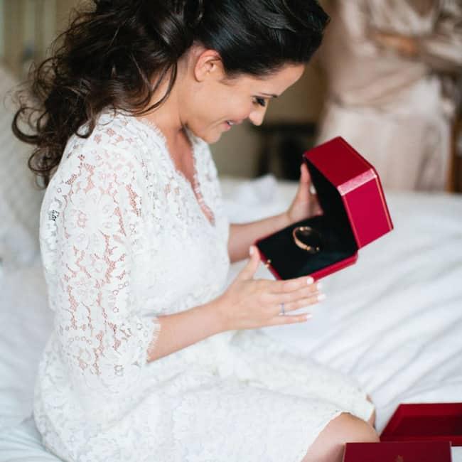 Bracelete para noiva