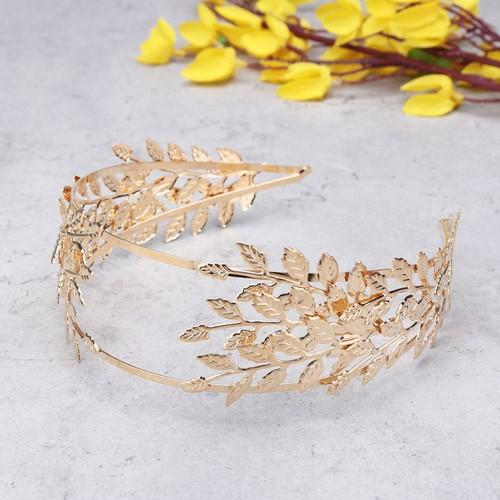 Coroa de noiva para dar de presente no dia do casamento