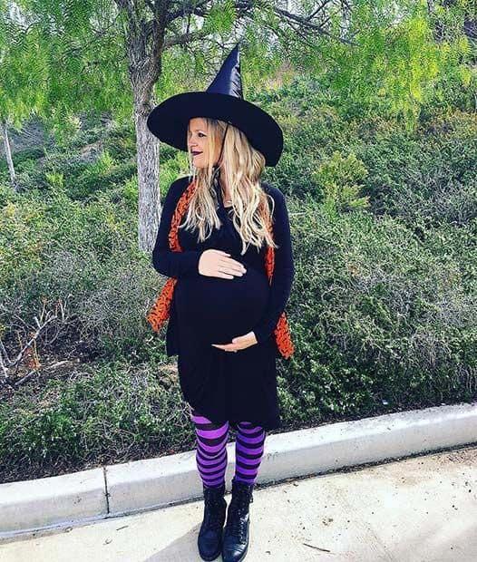 Dica de fantasia de bruxinha para Halloween