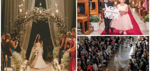 Dicas para a entrada do casamento 4