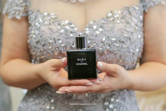Perfume de presente para noiva
