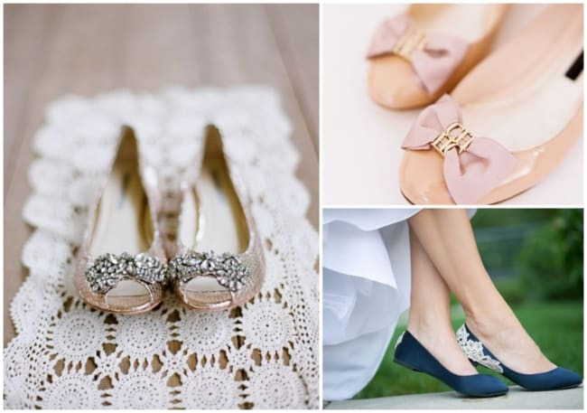 Sapatilha para noiva 2