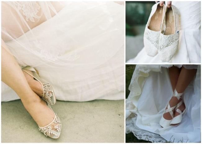 Sapatilha para noiva 4