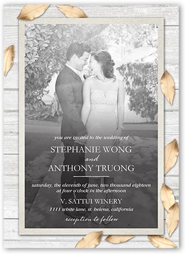 convites de casamento arte com plano de fundo