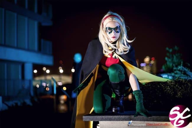 fantasia do Robin feminina capa