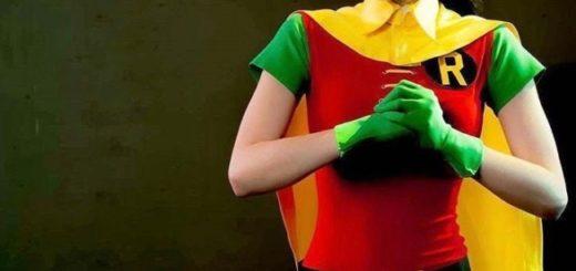 fantasia do Robin feminina ideias