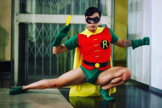 fantasia do Robin masculina ideias