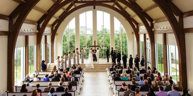 tipos de casamento na igreja