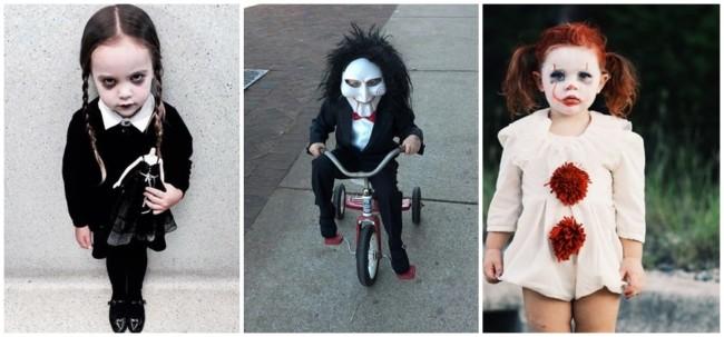 fantasias infantis de halloween