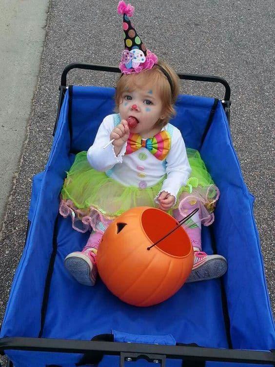 fantasia de bebê para halloween