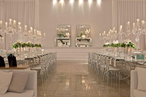 casamento minimalista e elegante