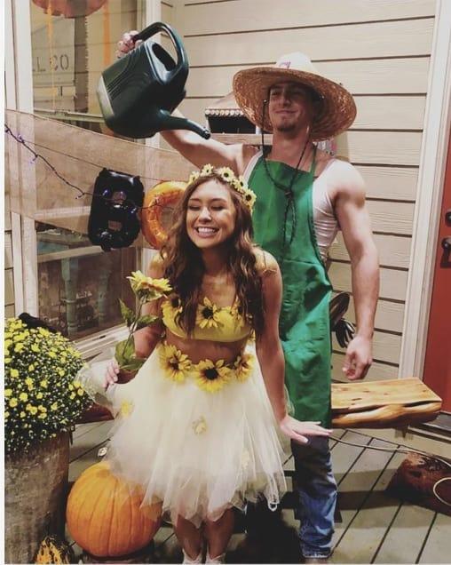 fantasia de casal combinando para carnaval