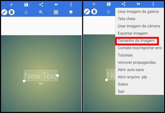 aplicativo para fazer topo de bolo no celular