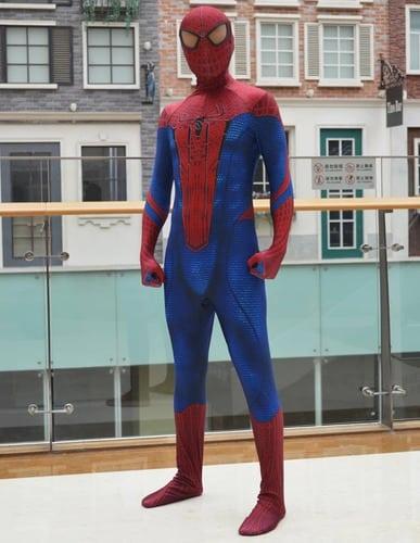 Homem aranha e um dos personagens mais queridos