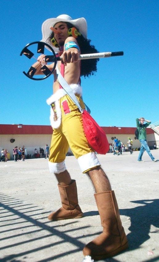 Outro personagem de One Piece