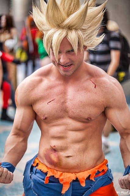 Personagem Goku