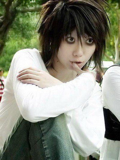 Personagem L Death Note