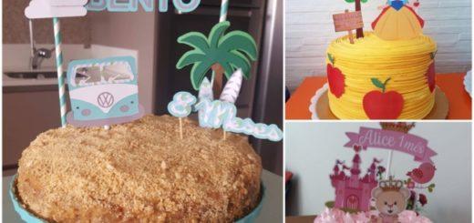 bolos para mesversario 1
