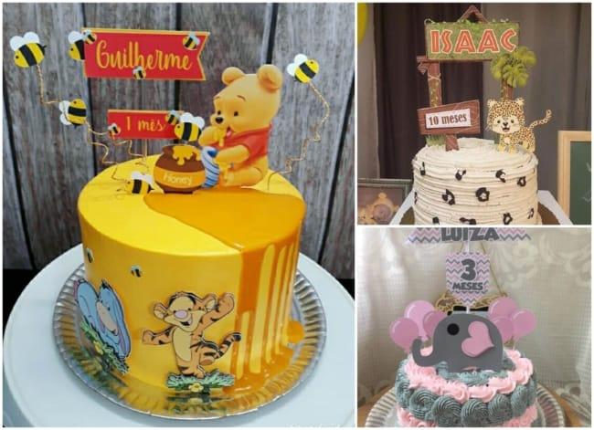 bolos para mesversario 2