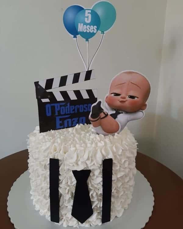 poderoso chefinho bolo