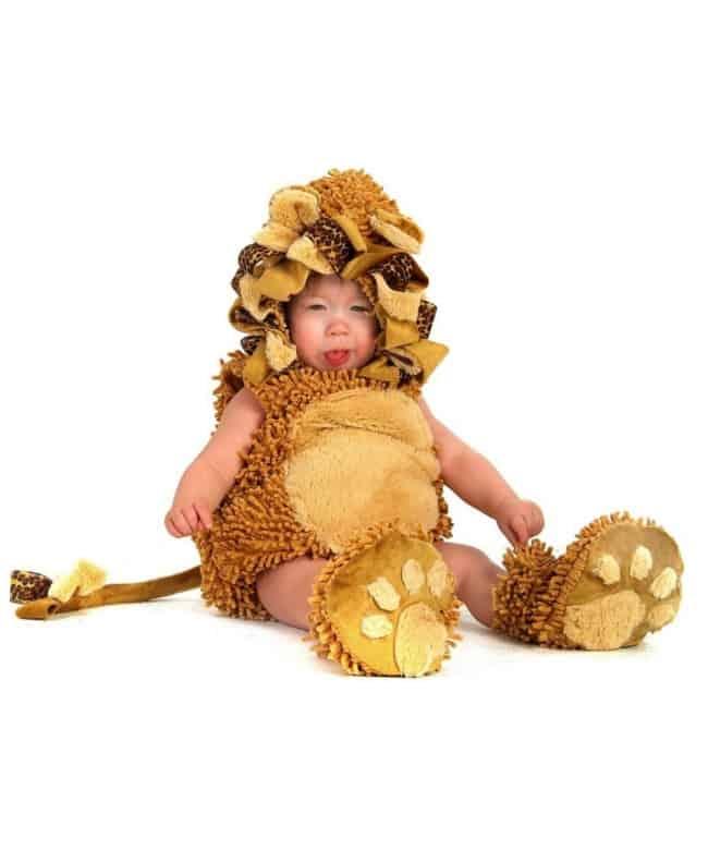 O bebe ficara fofo em varias comemoracoes