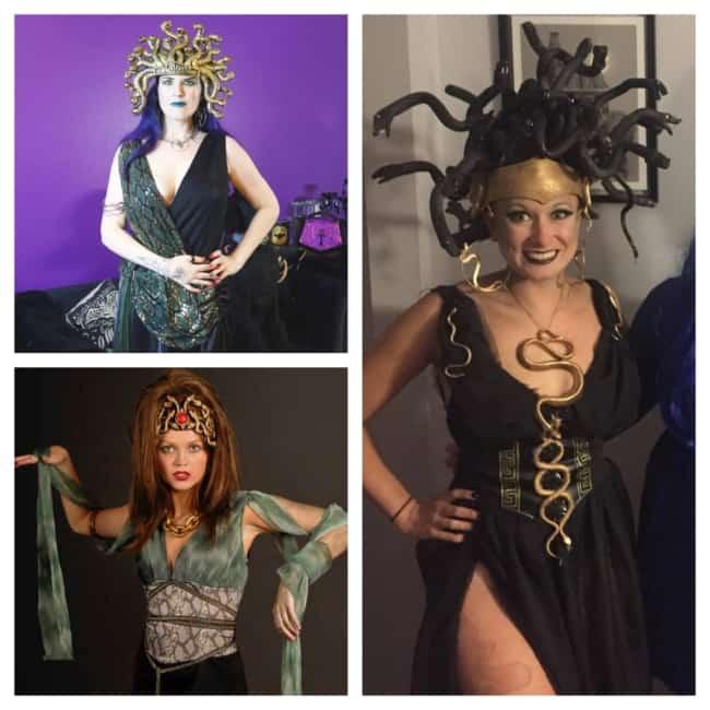 fantasia de Medusa
