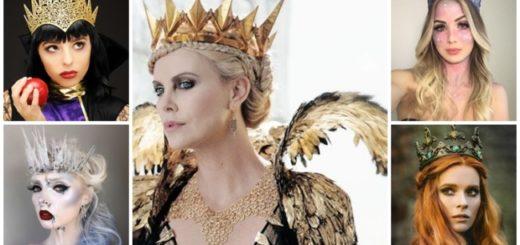 fantasia de rainha