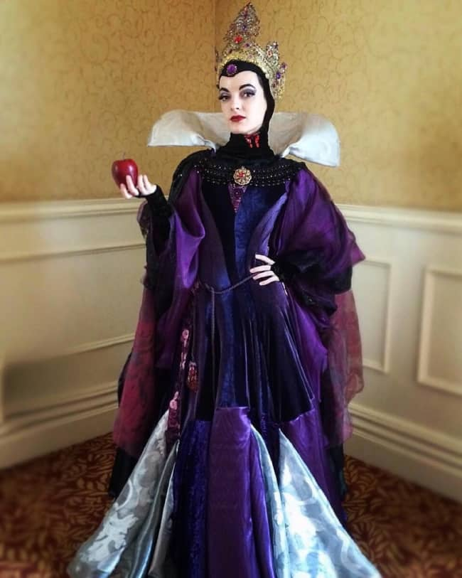 cosplay de rainha ma