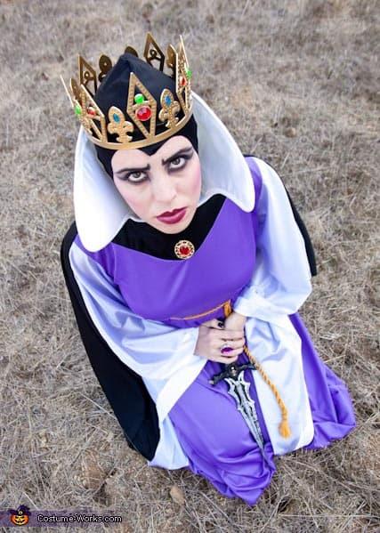 fantasia de rainha ma