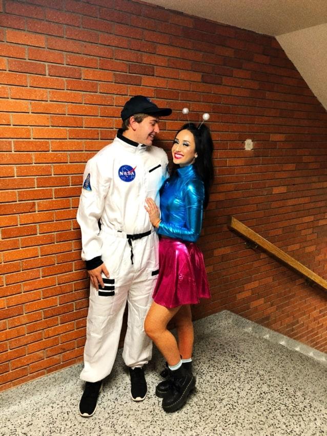 fantasia astronauta da nasa
