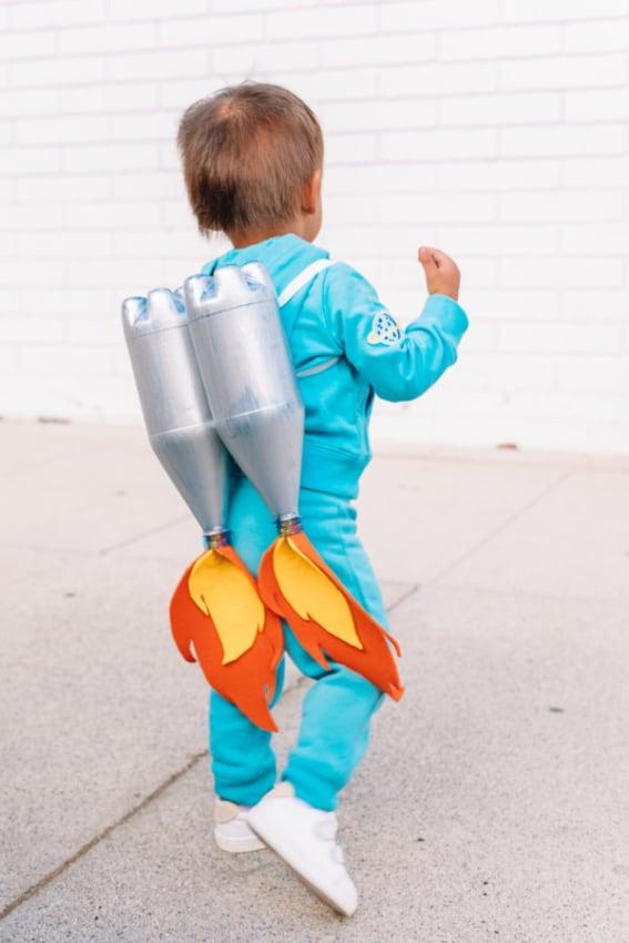 30 como fazer fantasia de astronauta improvisada
