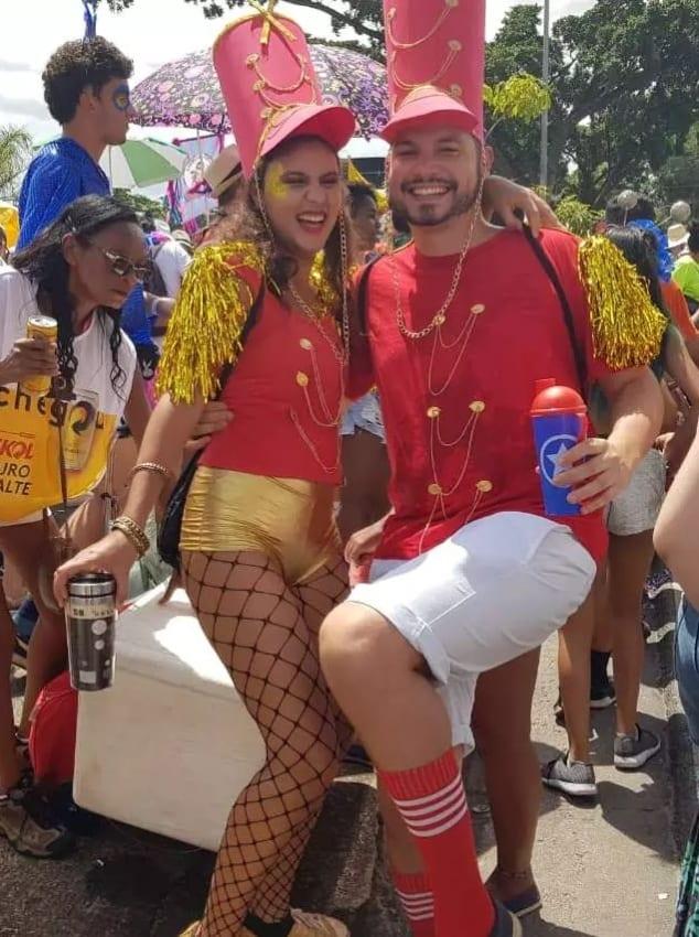 fantasia de paquita para bloquinho de carnaval