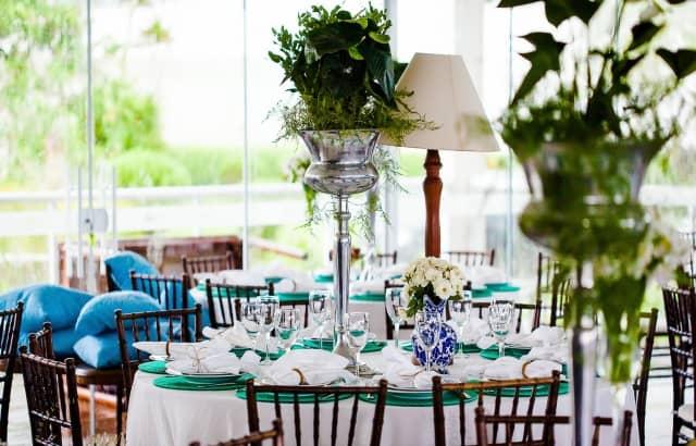 decoracao de festa de bodas de casamento
