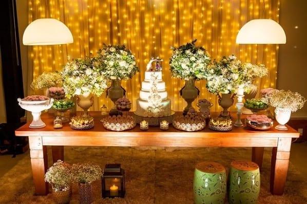 decoracao para festa de 20 anos de casados