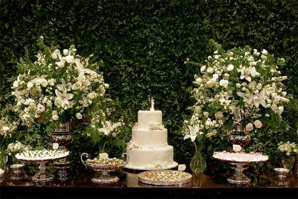 decoracao tradicional para bodas